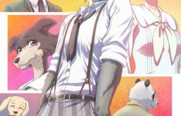 TVアニメ『BEASTARS』OPも解禁のPV第四弾が公開!