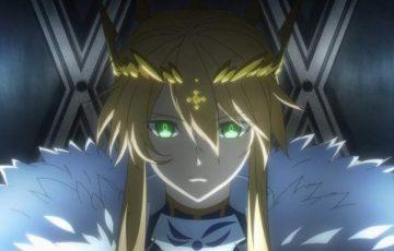 Fate/Grand Order -神聖円卓領域キャメロット-